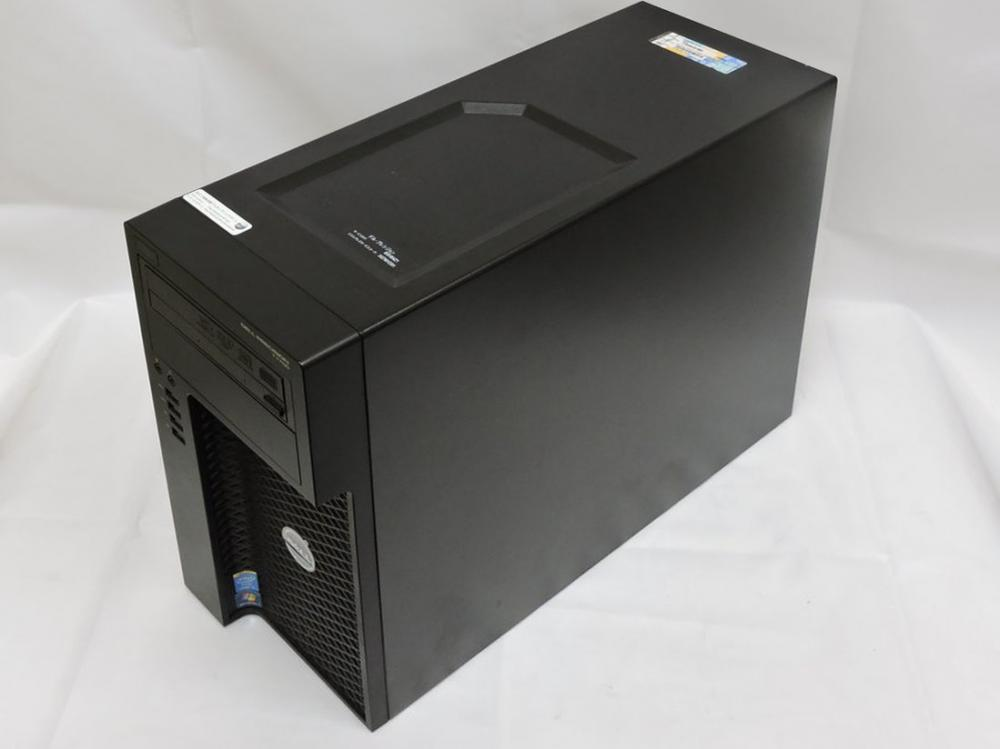 即日発送 良品 デスクトップ DELL Precision T1700 SFF WorkStation/ Blu-ray/ Win10 Pro/ 四代i7-4770 / 16G/ 512GB-SSD/ NVIDIA Quadro K600 / KingSoft office 2016