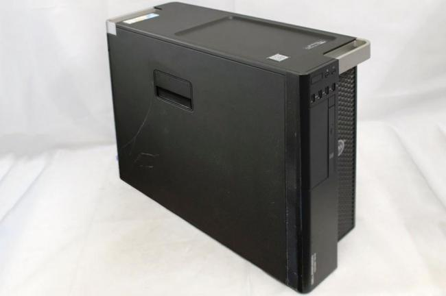 即日発送 良品 8コア16スレッド サーバー DELL PRECISION T7810 SMT / Win10 Pro / Intel Xeon E5-2630v3 / 16GBメモリ/ 500G-SSD + 2TB-HDD/ NVIDIA Quadro K4000/ Kingsoft Office