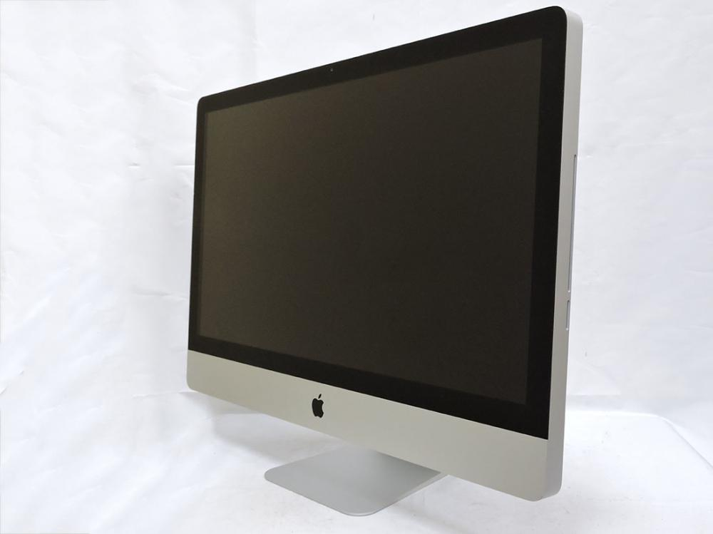 2k対応 27型 APPLE iMac A1312 良品 Mid-2011 - MC814J/A / Win10+OSX両方 / 二世代Core i5-3.10GHz/ 16G/ 1000G/ Radeon HD6970M/ カメラ/ 無線/ リカバリ有/ Kingsoft Office 2016(