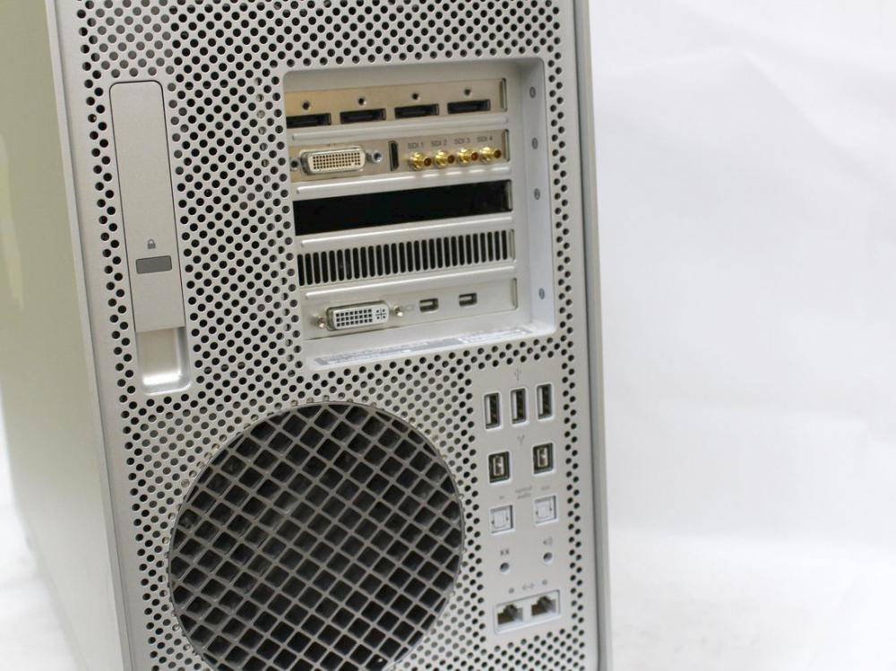 即日発送 爆速 12コア24スレッド Apple 2-wayサーバー 良品 Apple Mac Pro A1289 Mid-2010 /Win10 + OSX/ Intel Xeon X5670(x2) / 16G/ 6000G/ Radeon HD 5570/ Kingsoft office 20
